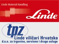 TPZ Linde viličari Hrvatska